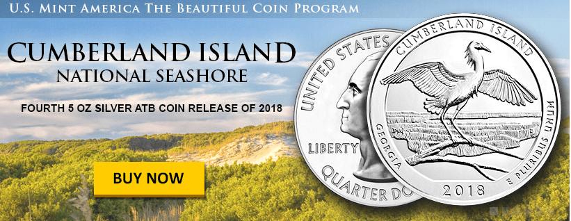 Cumberland Island ATB Silver Quarter Long Banner
