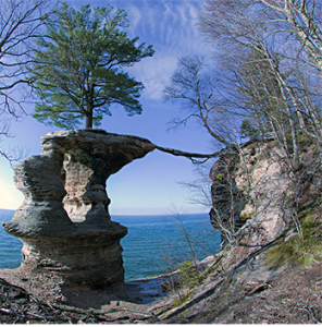 Pictured Rocks Image