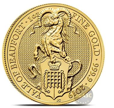 Yale gold