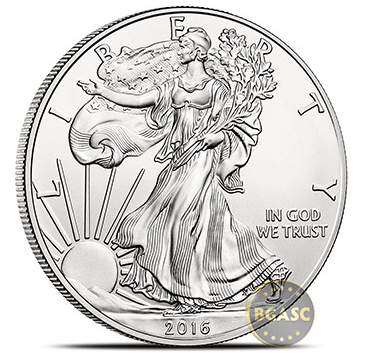 bgasc american silver eagle