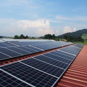 impianto di connessione fotovoltaico