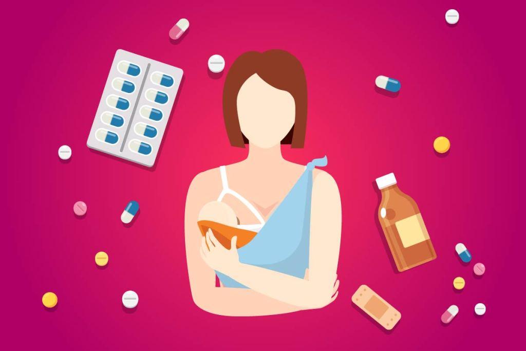 Кърмене и лекарства против болка - Твоят личен фармацевт