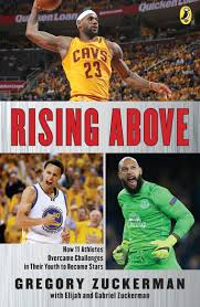 Rising Above - How 11 Athletes Overcame Challenges in Their Youth to Become Stars.jpg