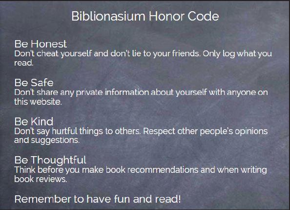 Updated Honor Code