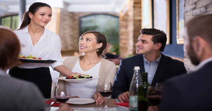 Why you should hire wait staff
