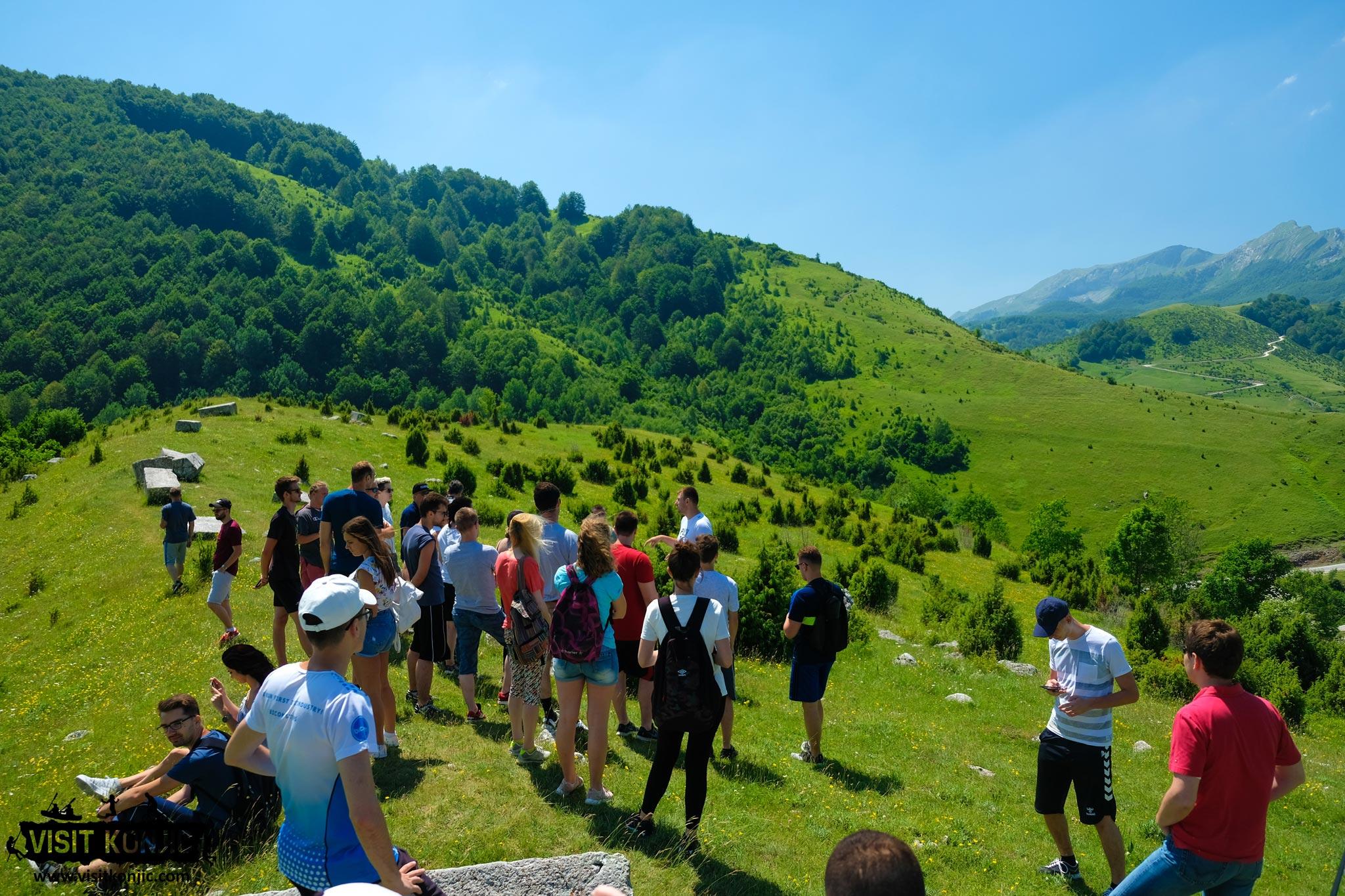 Hiking Lukomir