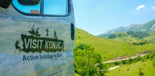 Visit Konjic - Bicom Systems Team Building