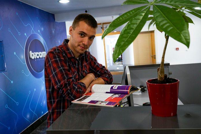 Internships at a Software Company