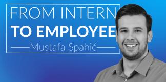 From Intern to Employee - Mustafa Spahić