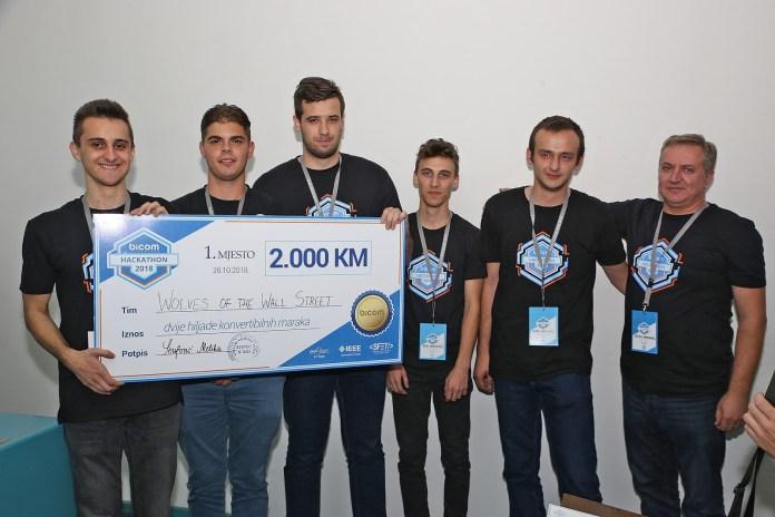 Anes at 2018 Hackathon