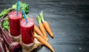beet carrot smoothie