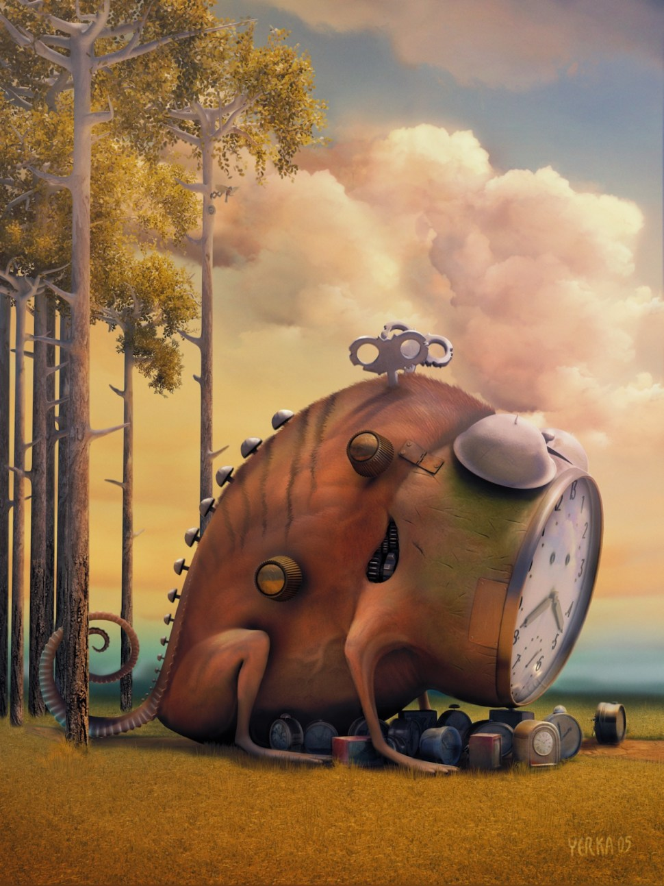 The walking lesson_Yerka_web