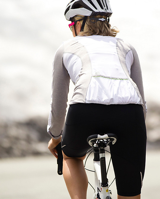 Lululemon cycling jacket