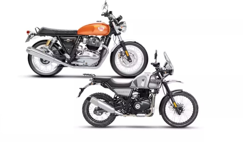 Royal Enfield captures UK motorcycle market with