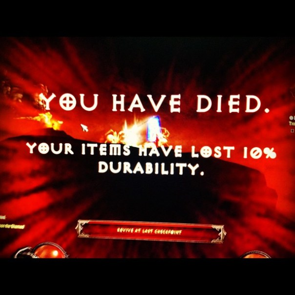 The hottest of hot! #Diablo3 #YouHaveDied - from Instagram