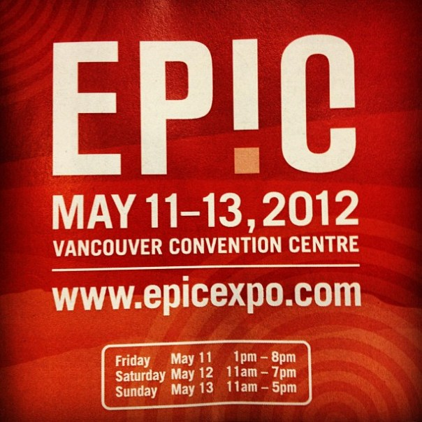 EPiC expo! #Food #Beverage #Health #Car #Fashion - from Instagram