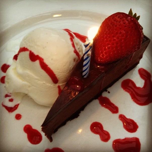 Aww thanks boys! @jminter & @br_webb #birthday #cake - from Instagram