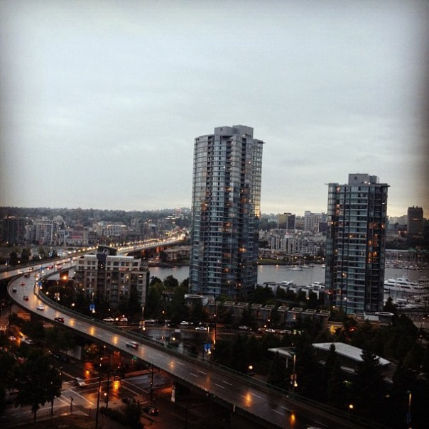 #Fall has come to #Vancouver - from Instagram