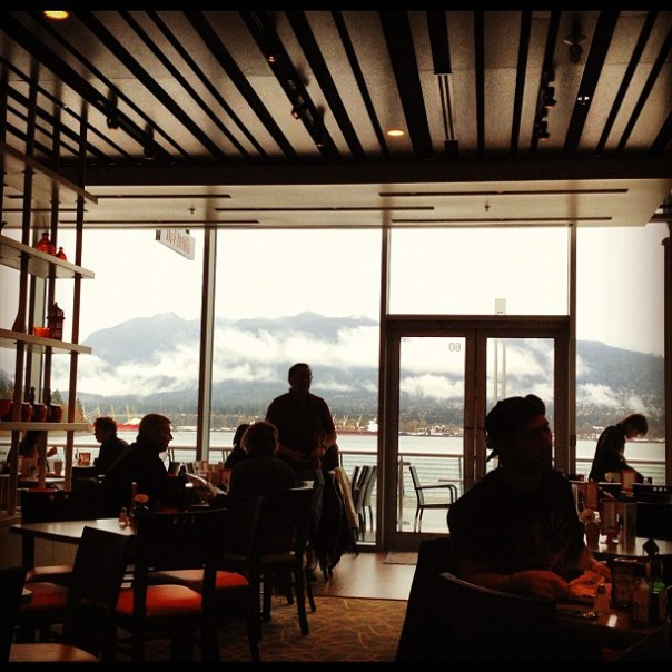 #Brunch with a nice view. - from Instagram