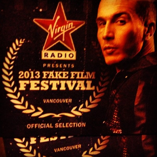 #FakeFilmFestival official selection! Tonight only event @VenueLive - from Instagram