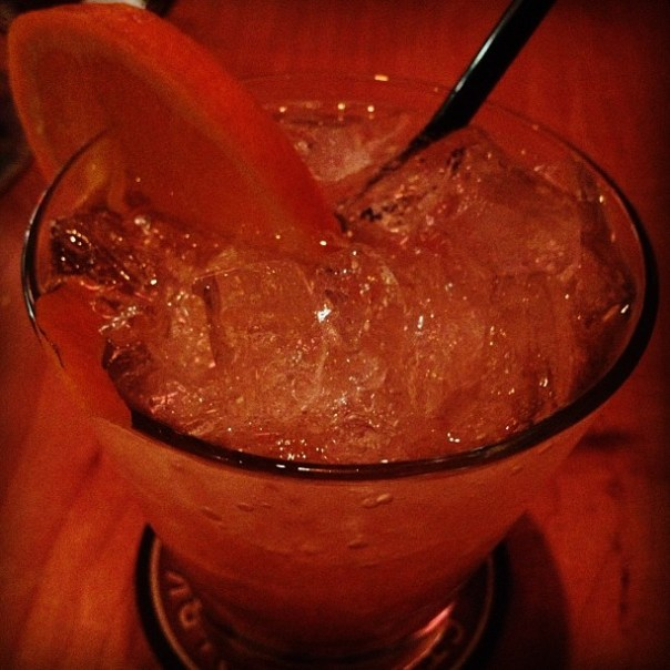 Honey Jack Old Fashioned. - from Instagram