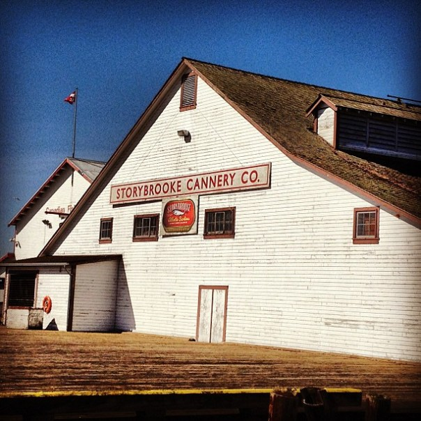 #OnceUponATime, there was #Storybrooke cannery co. - from Instagram