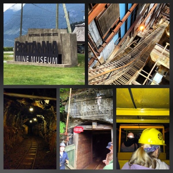 Came here @BritanniaMine for the fun long weekend. #mine #museum #Squamish #Moldiv - from Instagram