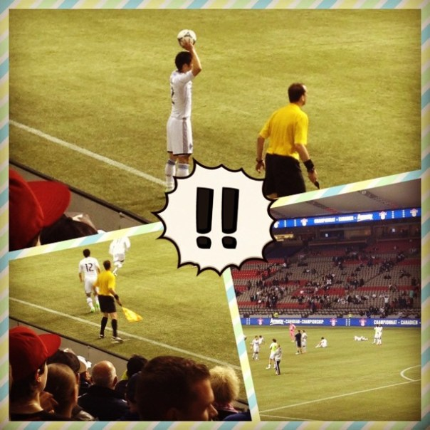 #Vancouver @WhitecapsFc vs. #Montreal Impact - Canadian Championship #soccer #Moldiv - from Instagram