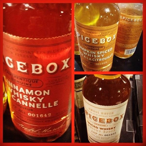 Booze no. 5 #SpiceBox #Vanilla #Pumpkin #Cinnamon spiced #whisky #hopscotchfest - from Instagram