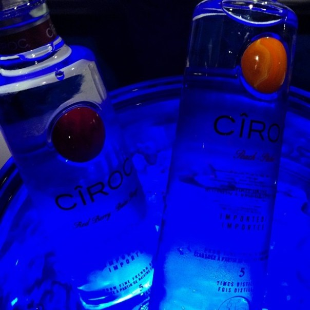 Booze no.3 #CîROC! #vodka #hopscotchfest - from Instagram