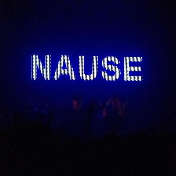 #Nause in town @Celebrities_Van - from Instagram