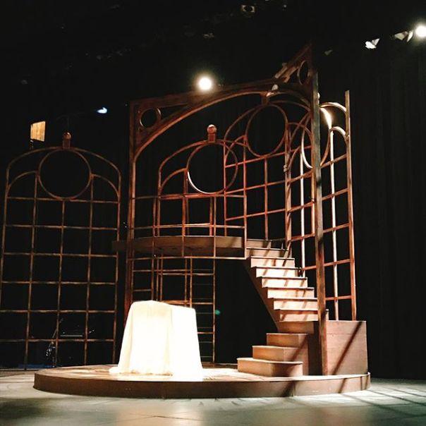 A Christmas Carol @gateway_theatre #aChristmasCarol #play #theatre #stage #Richmond - from Instagram