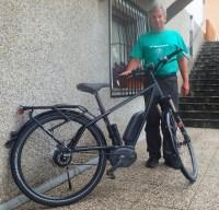 turul europei pe bicicleta electrica