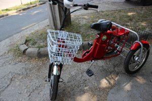 tricicleta electrica ztech zt 06