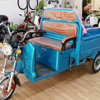 Ce spui de o tricicletă electrică autoutilitară?