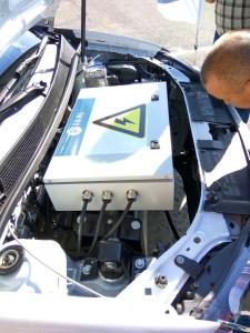 motor electric logan
