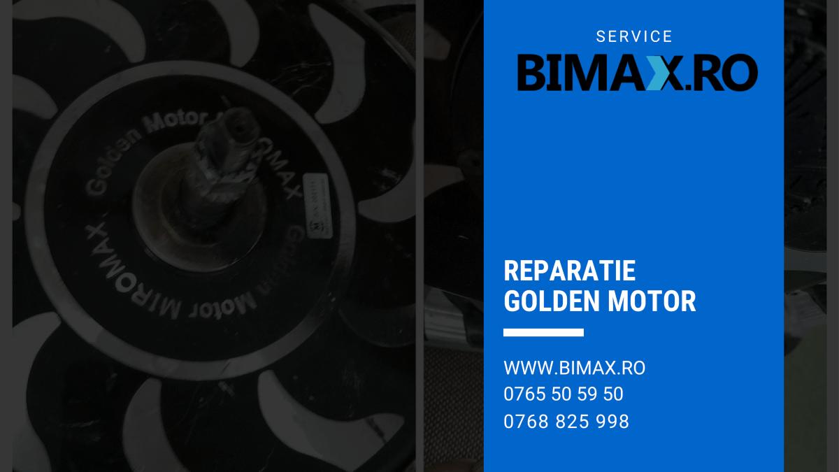 Reparație Golden Motor Miromax