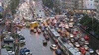vehicule electrice trafic bucuresti
