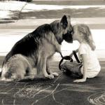 I bambini e gli animali, fatti per vivere assieme: le regole per una sana convivenza.