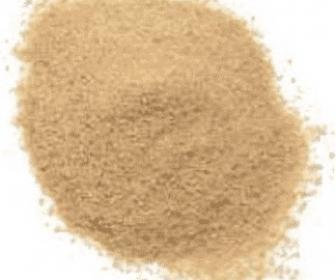 lievito naturale in polvere