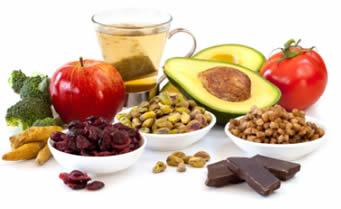 dieta ricca di magnesio e potassio