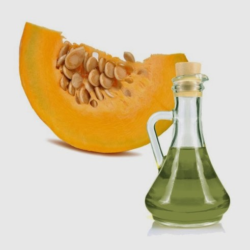zucca olio