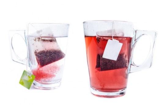 infuso tè tisana