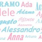 I nomi per i bambini: origine, significato e onomastico – lettera A
