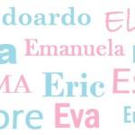 I nomi per i bambini: origine, significato e onomastico – lettera E