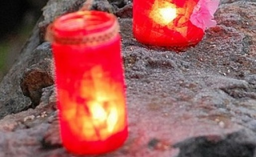 lanterna barattolo vetro