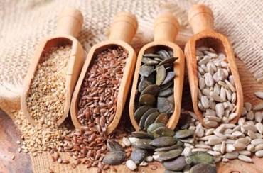 semi oleosi, semi lino, semi zucca