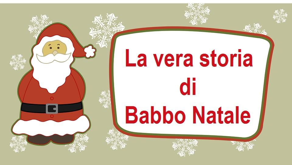 Storia Babbo Natale Bambini.La Storia Vera Di Babbo Natale Da Raccontare Ai Bambini Piu Grandicelli Bimbonaturale Org