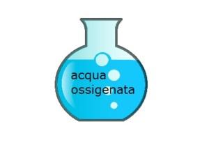 acqua ossigenata barattolo