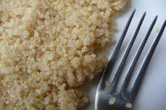 quinoa forchetta